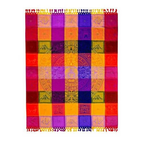 Hamaki cabana Obrus bawełniany kolorowy 1,5 x 2 m