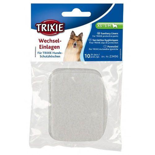 Trixie  wkładki do majtek na cieczkę rozm. l-xl 10szt./op nr kat.23498