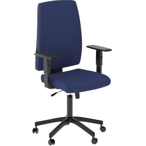 Fotel biurowy obrotowy quatro ii, do 150 kg! marki Bakun