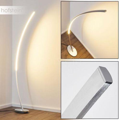 Hofstein Antares lampa stojąca led chrom, 1-punktowy - design - obszar wewnętrzny - antares - czas dostawy: od 3-6 dni roboczych