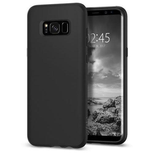 Spigen Liquid Crystal Samsung Galaxy S8 czarny mat