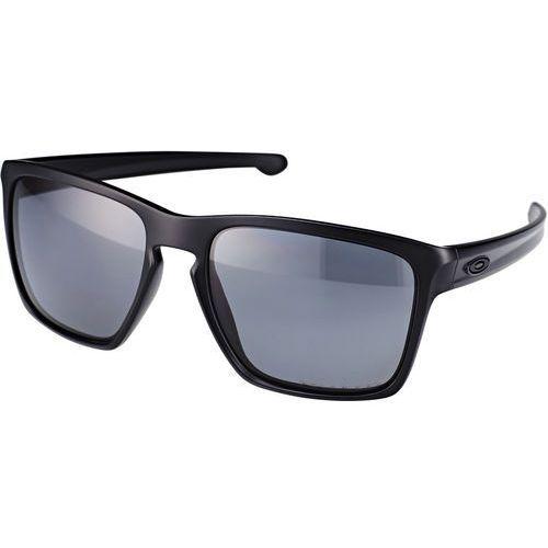 Oakley Sliver XL Okulary rowerowe Mężczyźni czarny 2018 Okulary przeciwsłoneczne
