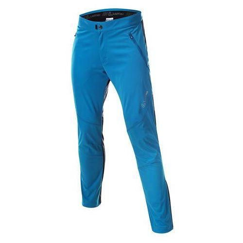 ws softshell light m pants niebieski 54 czarny 2014-2015 marki Löffler