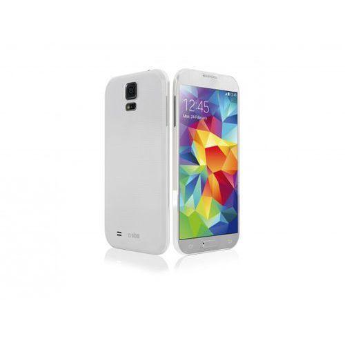 SBS Samsung Galaxy S5 Extra Slim białe TEEXSLIMSAS5W (8018417198632)