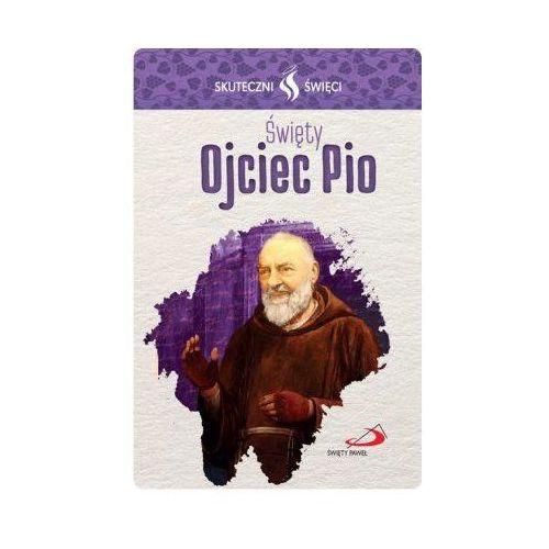 Karta Skuteczni Święci - Święty Ojciec Pio (5907564021821)