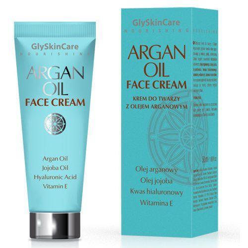 argan oil face cream krem do twarzy 50ml marki Glyskincare