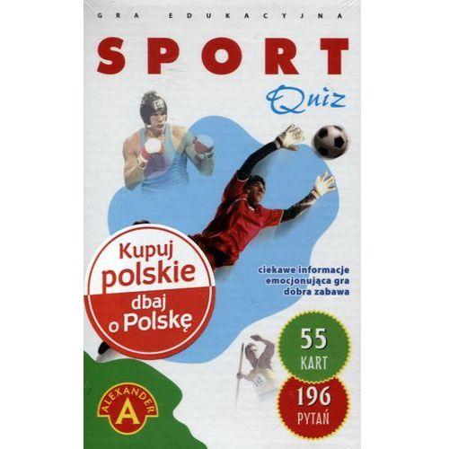 Alexander Quiz - sport (mini) alex (5906018017298)