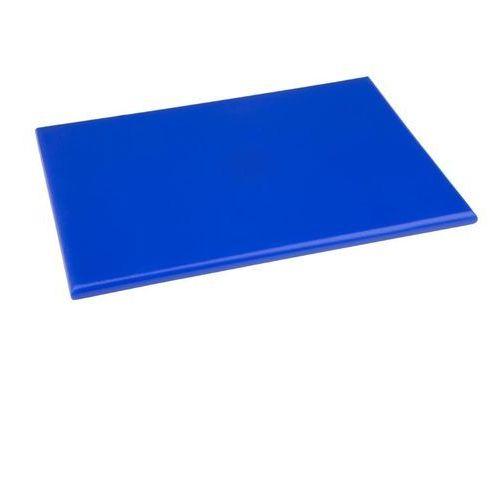 Hygiplas Deska do krojenia | mała | wysoka gęstość | niebieska