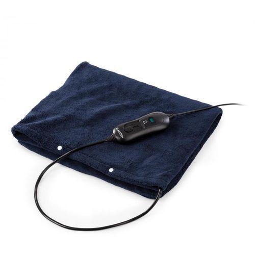dr. watson heatzone xl dywanik grzejny 100w 75x50cm mikroplusz ciemnoniebieski marki Klarstein