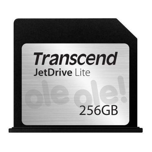 Transcend JetDrive Lite 130 256GB - produkt w magazynie - szybka wysyłka!, TS256GJDL130