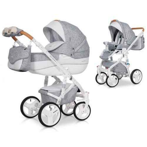 Wózek 2w1 Riko Brano Luxe - Grey Fox