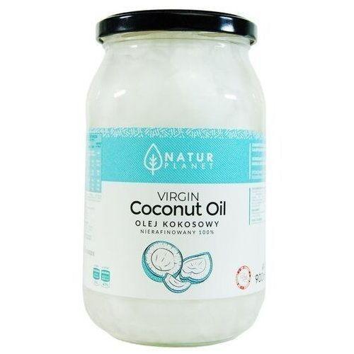 Info farm michał staś Natur planet olej kokosowy nierafinowany 900ml