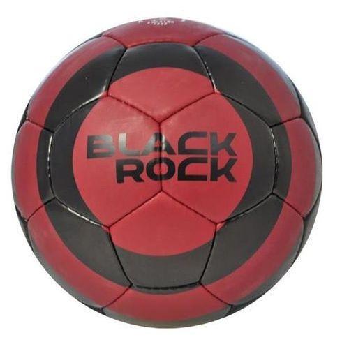 Piłka nożna REKREACYJNA AXER BLACK ROCK Red - Czerwony ||Czarny