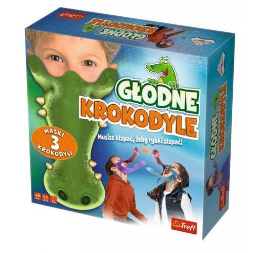 Gra Głodne Krokodyle (5900511016246)