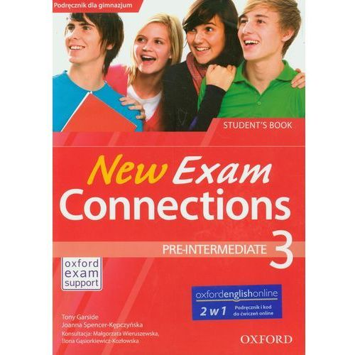 New Exam Connections 3. Pre-intermediate Students Book (+ CD) (152 str.)