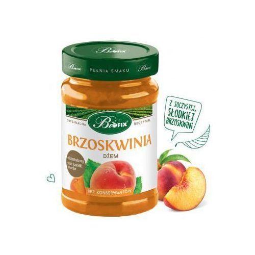 Dżem brzoskwiniowy niskosłodzony 290g Bifix - produkt z kategorii- Dżemy i konfitury