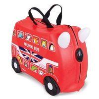 Trunki - walizeczki i akcesoria Walizka trunki autobus jeżdżąca + darmowy transport!