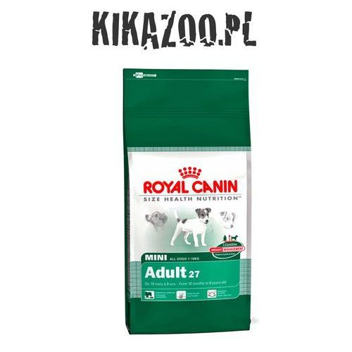 Karma Royal Canin Dog Food Mini Adult 8kg - 3182550716888