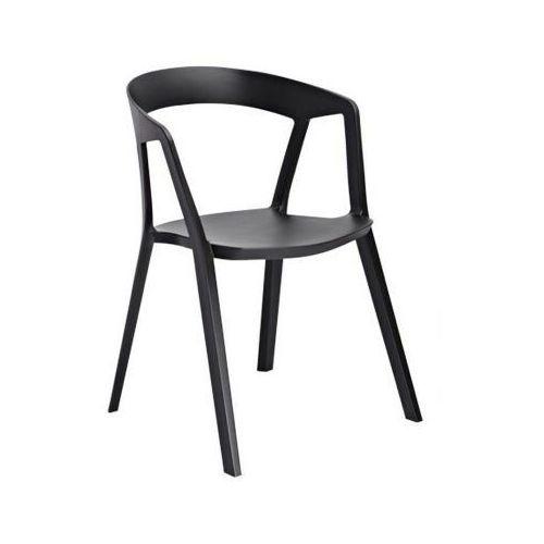 Krzesło Ankara czarne