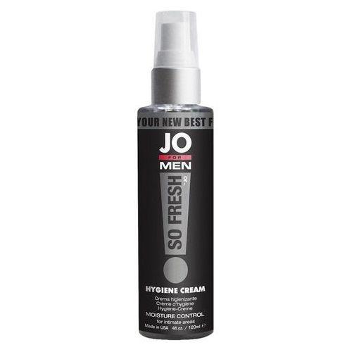 Jo men so fresh moisturecream 120ml | 100% dyskrecji | bezpieczne zakupy marki System jo