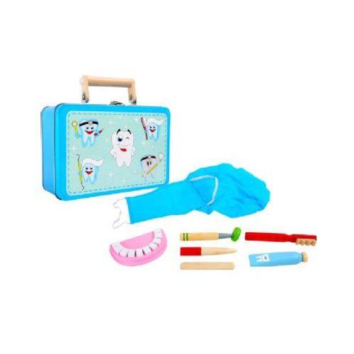 LEGLER Zestaw małego dentysty walizce (4020972039842)
