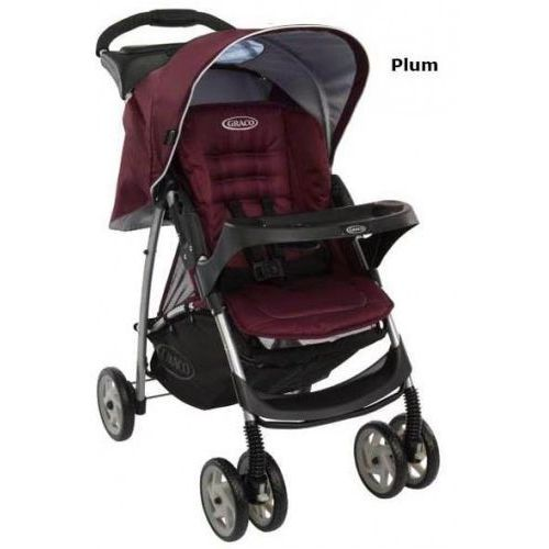 Graco Wózek spacerowy mirage plus - plum