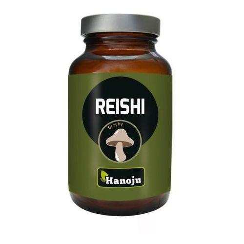Tabletki Grzyb Reishi ekstrakt 400 mg (90 tabl.) Hanoju
