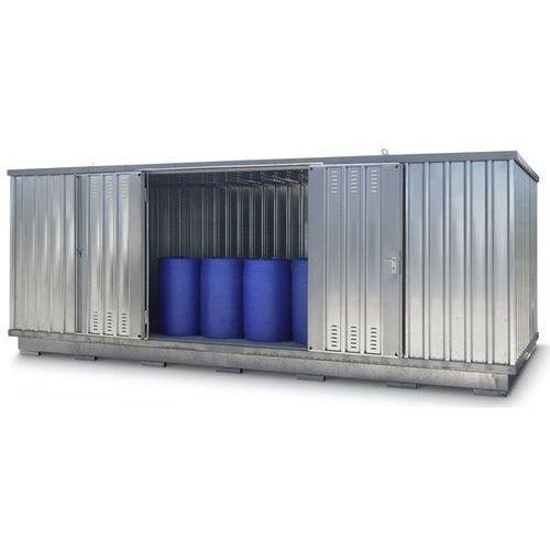 Lacont umwelttechnik Kontener na substancje niebezpieczne do aktywnego składowania substancji palnych