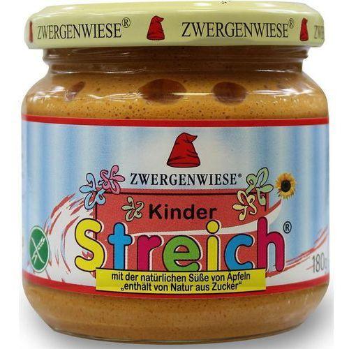 Zwergenwiese: pasta słonecznikowa dla dzieci bez cukru BIO - 180 g