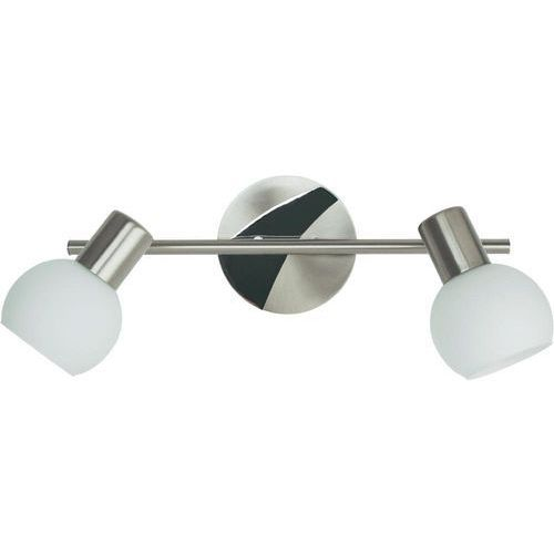 Lampa punktowa 15613/13 e14, żelazowy, biały marki Brilliant