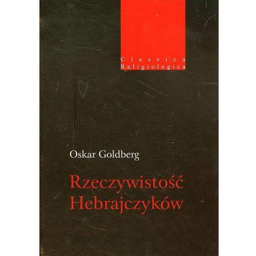 Rzeczywistość Hebrajczyków ., rok wydania (2012)