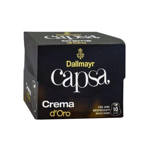Dallmayr capsa crema d'oro 10 kapsułek (4008167011200)