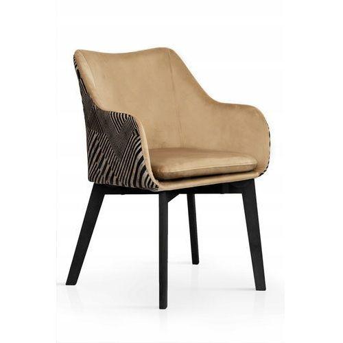 """Krzesło """"KANVAS"""" beżowe:"""