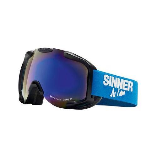 Gogle narciarskie galaxy over the glasses sigo-156 polarized 10bb-48 marki Sinner