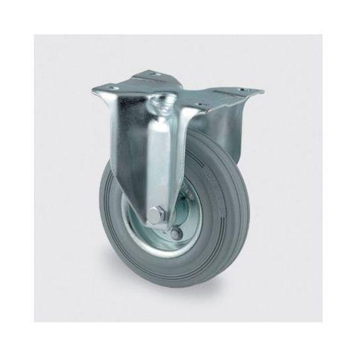 Koła przemysłowe z maksymalnym obciążeniem 70-205 kg, szara guma (4031582306262)