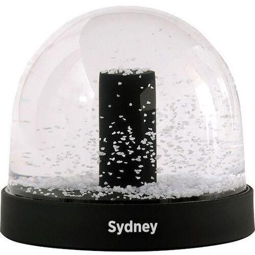 Dekoracja śnieżna kula city icons sydney