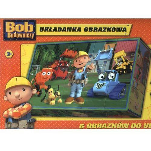 Tupiko Układanka klocki bob 15 (5905914000403)