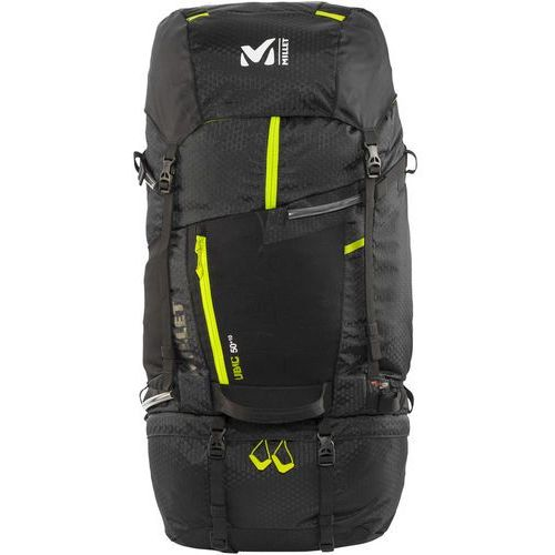 Millet ubic 50+10 plecak mężczyźni czarny 2018 plecaki turystyczne