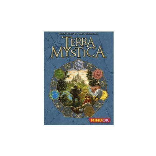 Terra mystica. gra planszowa marki Bard