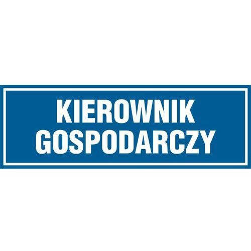 OKAZJA - Top design Kierownik gospodarczy