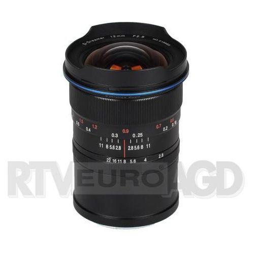 Laowa D-Dreamer 12 mm f/2,8 Zero-D do Nikon Z (6940486701234)