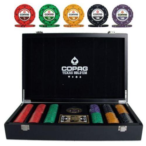 Cartamundi Zestaw do pokera 300 żetonów luxury