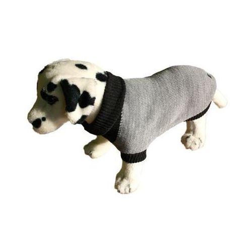 AMI PLAY Sweter dla psa Szary rozmiary 1-6