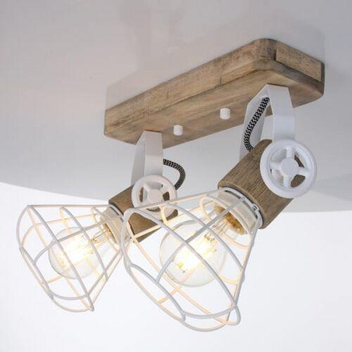 Anne Lighting ANNE Lampa ścienna Biały, 2-punktowe - - Obszar wewnętrzny - ANNE - Czas dostawy: od 3-6 dni roboczych (8712746123067)