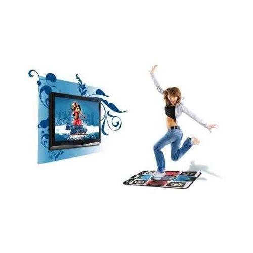Dance mat Mata do tańczenia (36/178 utworów + gra) - podłączana do tv lub do komputera.