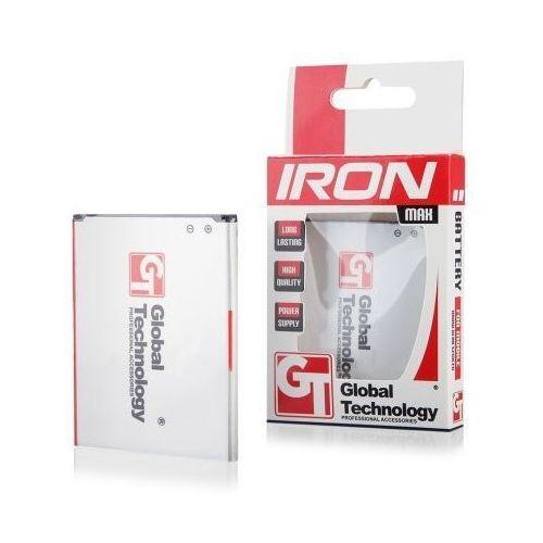 Bateria Global Technology GT BATTERY IRON HUAWEI P6 (HB3742A0EBC) 2300 mAh - 5901836265203 Darmowy odbiór w 19 miastach! - produkt z kategorii- Baterie do telefonów