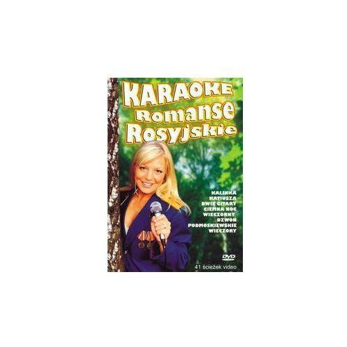 Karaoke - Romanse Rosyjskie, 5907577105532