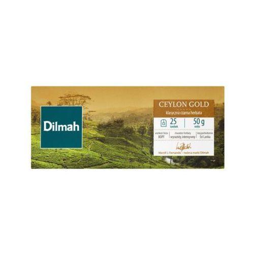 DILMAH 25x2g Ceylon Gold Herbata ekspresowa