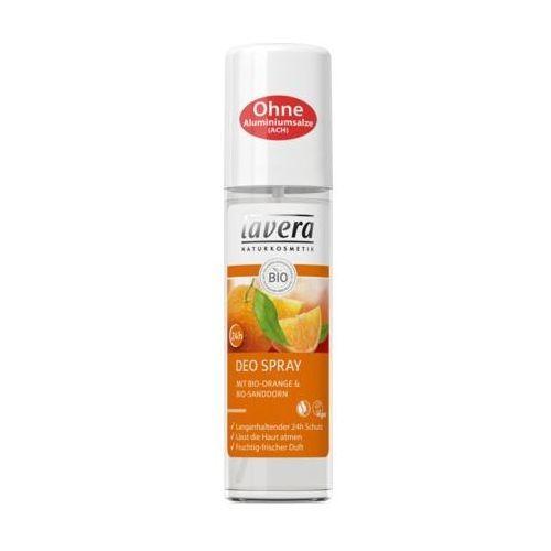 229lavera Dezodorant w sprayu bio-pomarańcza rokitnik 75ml lavera