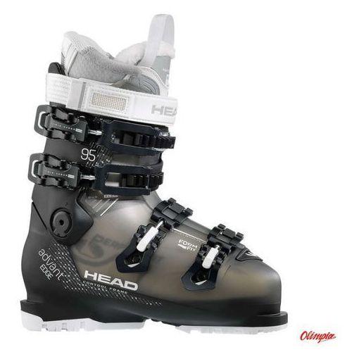 Buty narciarskie Head Advant Edge 95 W Turquoise/Anthracite/Black 2018/2019